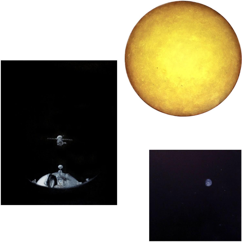VARIOUS SPACE (original paintings)