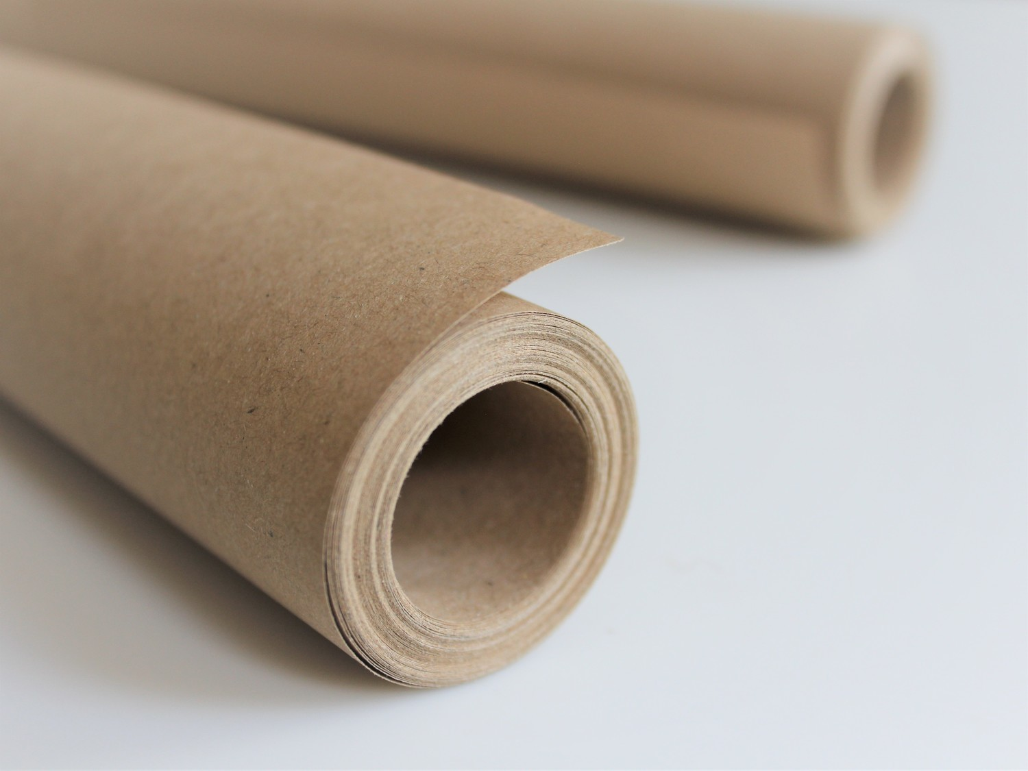 Natural Recycled Kraft Paper
