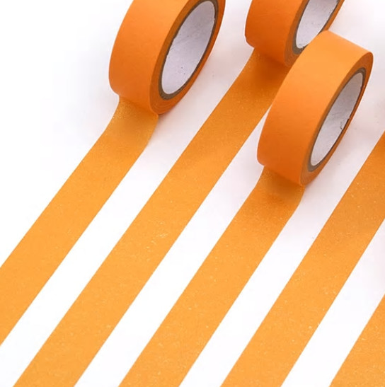 Orange Candy Washi Tape 15mm