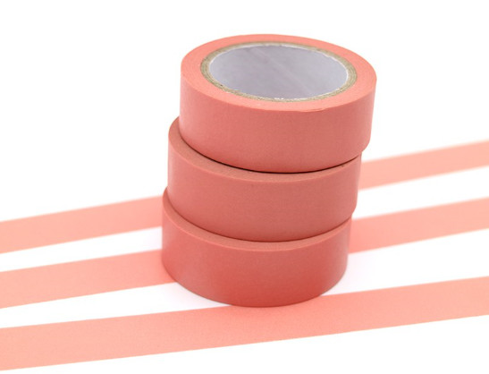 Pink Candy Washi Tape 15mm