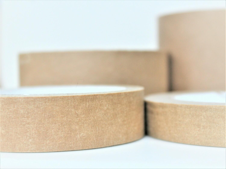 Brown Self Adhesive Paper Tape  24mm