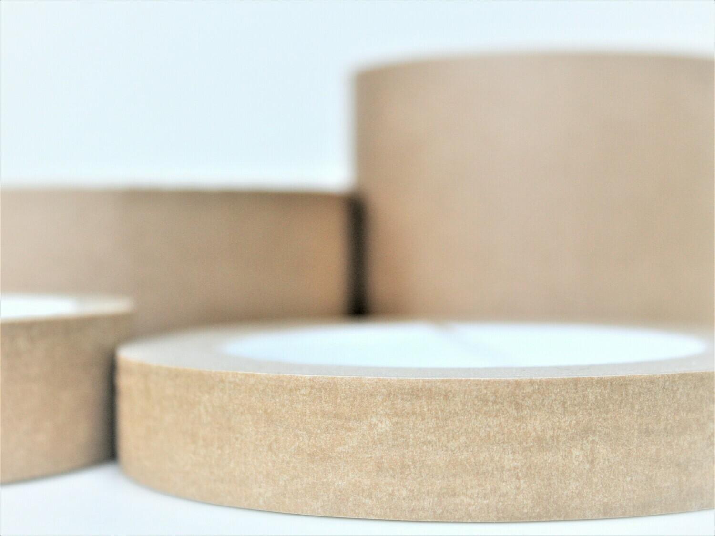 Brown Self Adhesive Paper Tape 19mm