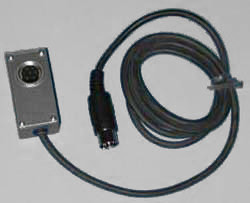 Adapter Cable - DIN 8 to 7 Pin Ampehnol (5 ft.)