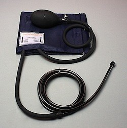 Blood Pressure Cuff and valve for use with IX-TA-220