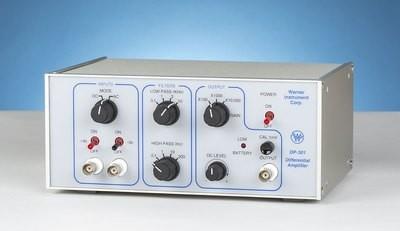 Warner DP-301 single channel AC/DC differential pre-amplifier
