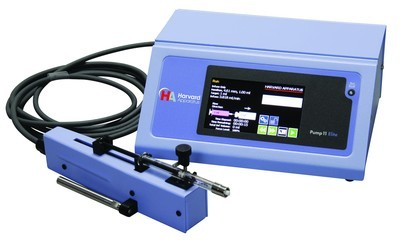Remote Infuse/Withdraw Pump 11 Elite Nanomite Programmable Syringe Pump