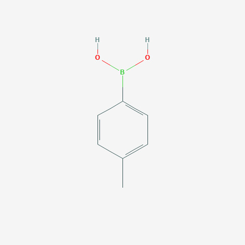 Para tolyl boronic acid - 5720-05-8 - 4-Methylphenylboronic acid - C7H9BO2