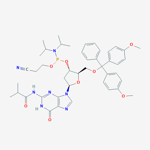 5'-ODMT N-iBu dG Phosphoramidite (Amidite)  - CAS No. 93183-15-4