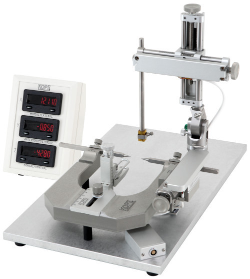 Model 940 Small Animal Stereotaxic Instrument with Digital Display Console