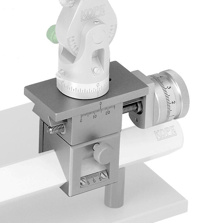 Micro Manipulators Models 1760, 1760-61 [Manipulator 10 micron resolution]