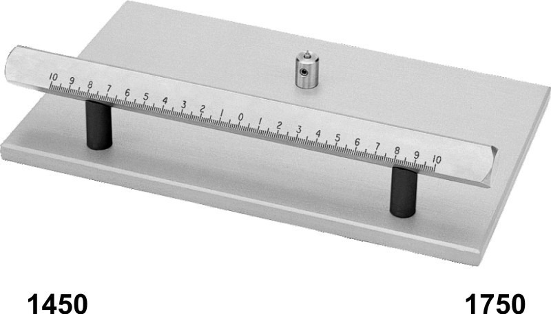 Model 1750 - Angle Calibrator, A/P Zeroing Bar & Manipulator Stands