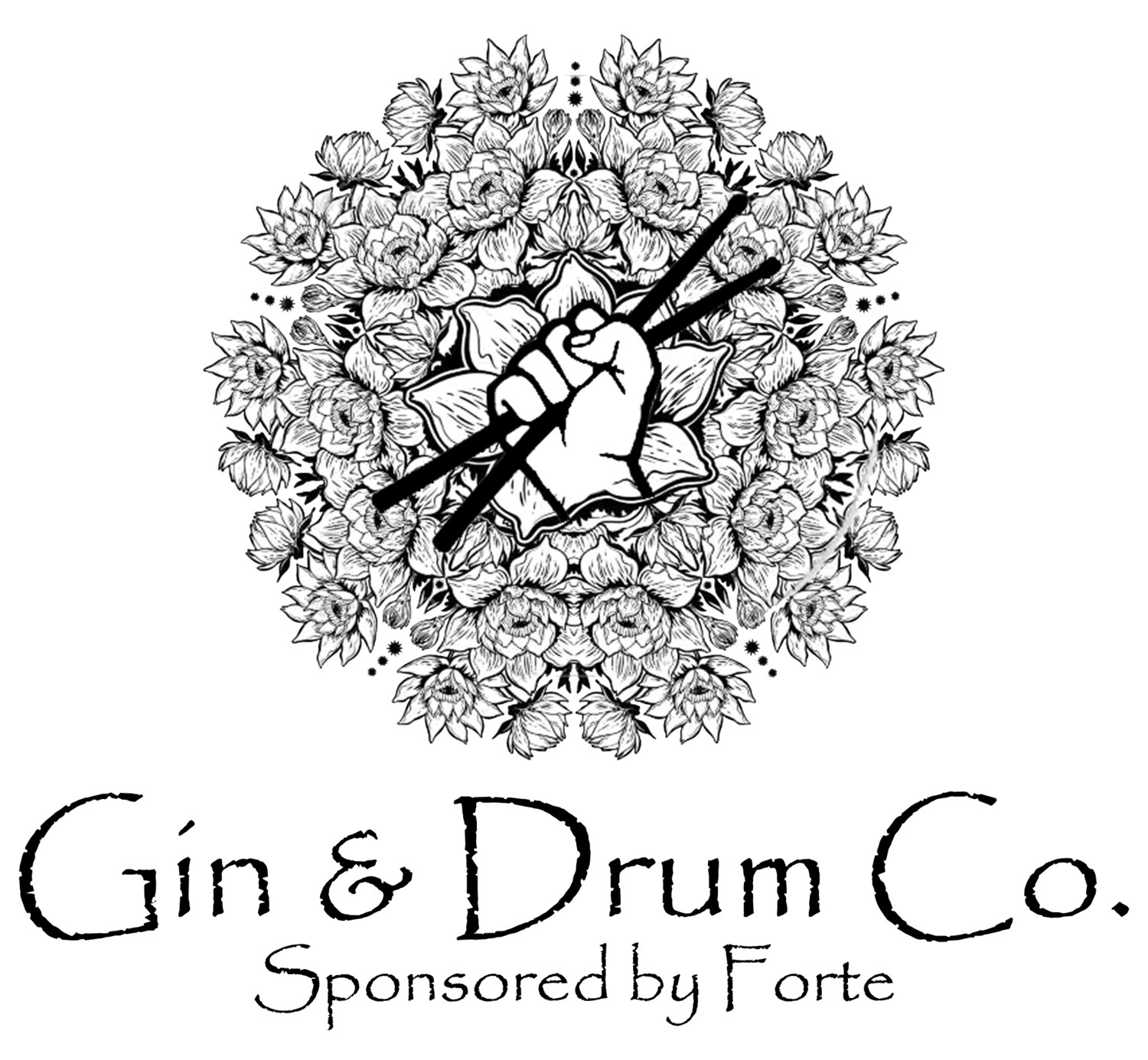Gin and Drum
