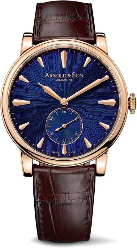 Arnold & Son HMS1 Royal Blue 1LCAP.U02A.C110A