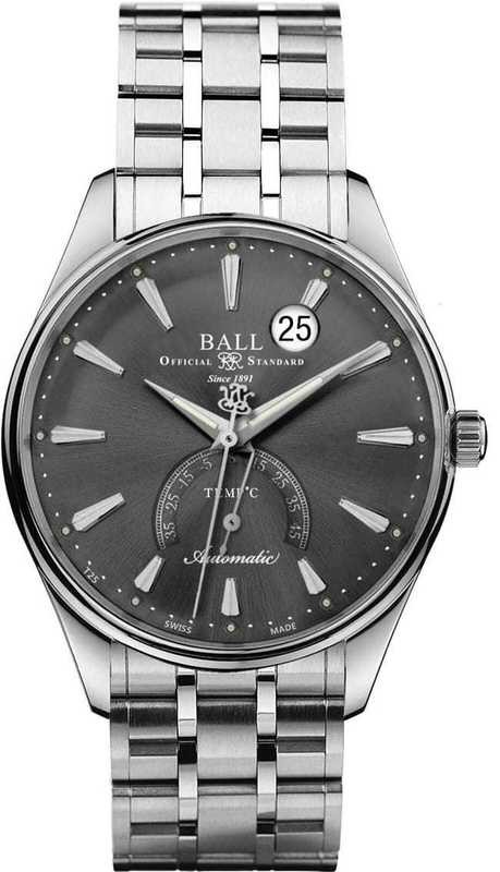 Ball Watch Trainmaster Kelvin Celcius Scale NT3888D-S1J-GYC
