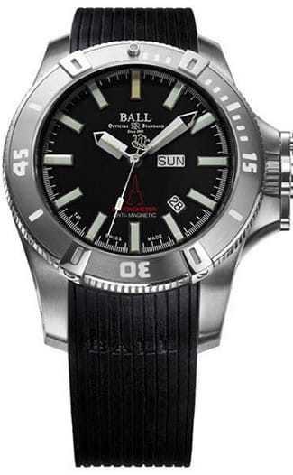 Ball Watch Engineer Hydrocarbon Silver Fox DM2036A-SILVER-FOX-RB