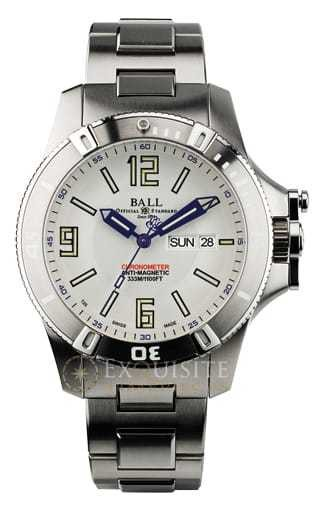 Ball Watch Engineer Hydrocarbon Spacemaster DM2036A-SCAJ-WH