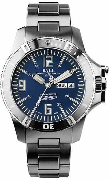 Ball Watch Engineer Hydrocarbon Spacemaster Glow DM2036A-SCA-BE