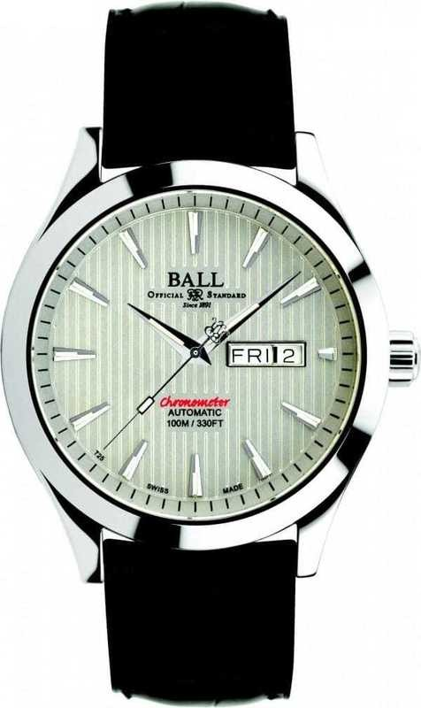 Ball Watch Engineer II Red Label 43mm NM2028C-LCJ-WH