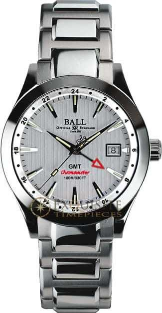Ball Watch Engineer II COSC Red Label NM2026C-SCJ-WH