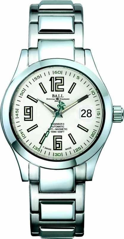Ball Watch Ball Engineer II Arabic 40mm NM1020C-S4-WH