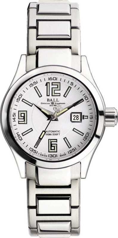 Ball Watch Engineer II Arabic Lady NL1026C-SAJ-WH