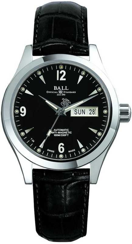 Ball Watch Engineer II Ohio 40mm NM2026C-L5J-BK