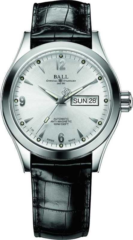 Ball Watch Engineer II Ohio 40mm NM2026C-L5J-WH