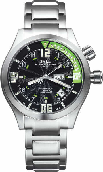 Ball Watch Engineer Master II Diver DM1020A-SAJ-BKGR