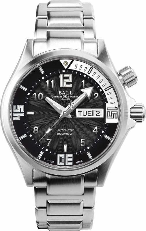 Ball Watch Engineer Master II Diver DM2020A-SA-BKWH