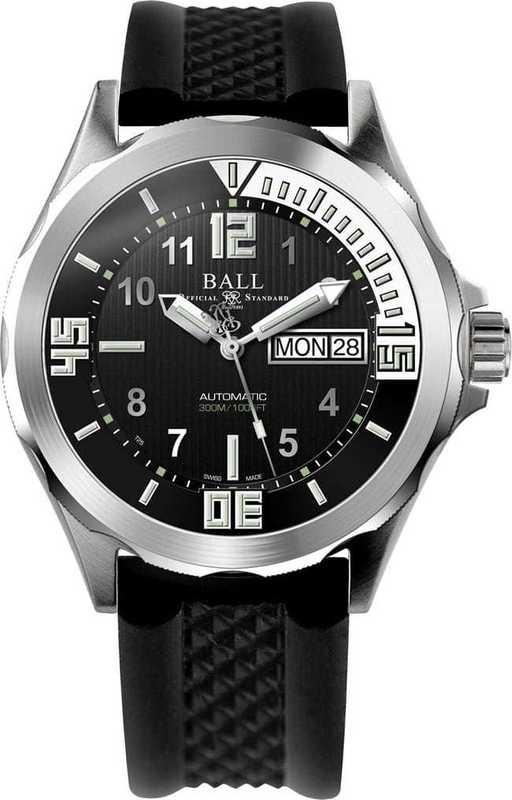 Ball Watch Engineer Master II Diver DM3020A-PAJ-BK