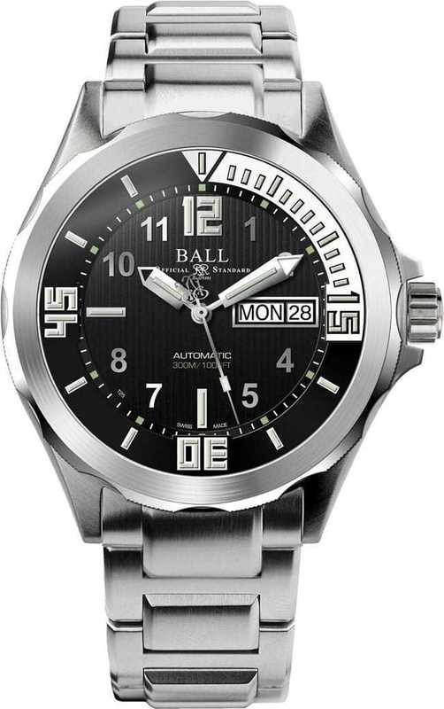 Ball Watch Engineer Master II Diver DM3020A-SAJ-BK