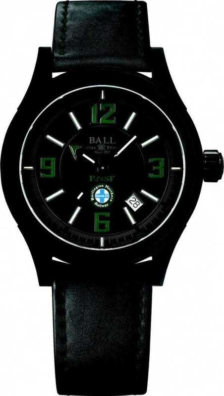 Ball Watch Fireman DLC Burlington Northern Santa Fe NM3098C-L3J-BKGR