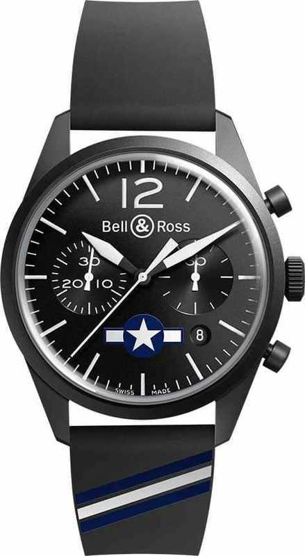 Bell & Ross BRV126-BL-CA-CO-US