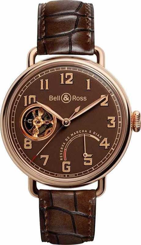 Bell & Ross Vintage WW1 Edicion Limitada BRWW1-GRM-PG