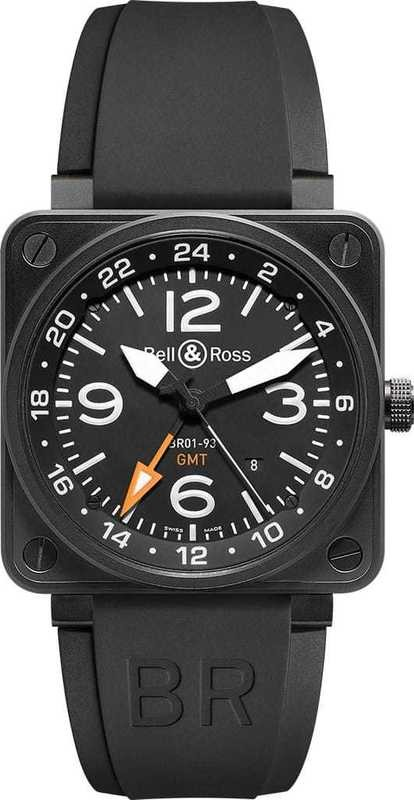 Bell & Ross BR01-93 GMT Instrument BR01-93GMT