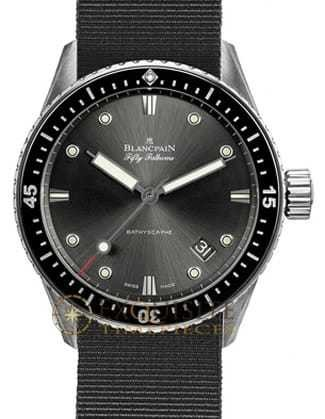 Blancpain Fifty Fathoms Bathscaphe 5000-1110-NABA
