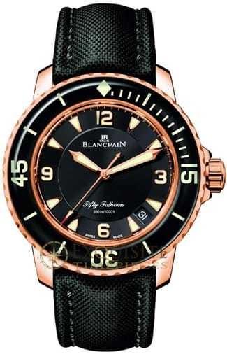 Blancpain Fifty Fathoms 5015-3630-52