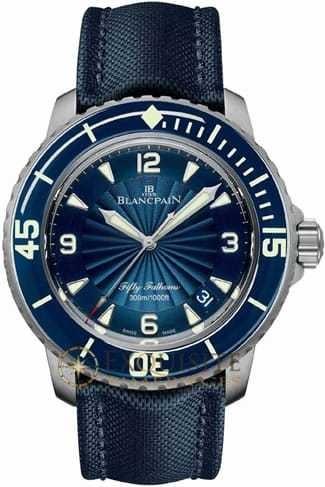 Blancpain Fifty Fathoms 5015-1140-52B