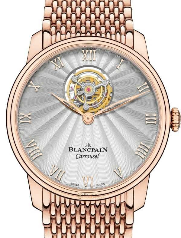 Blancpain Carrousel Volant Une Minute 66228-3642-MMB
