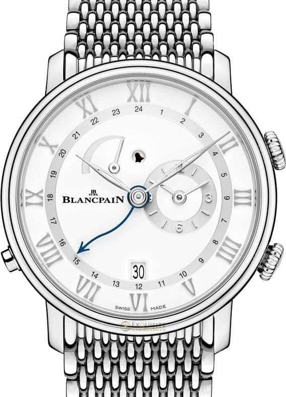 Blancpain Villeret Reveil GMT 6640-1127-MMB