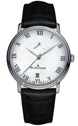 Blancpain Villeret 8 Jours Manuelle Platinum 6613-3431-55B