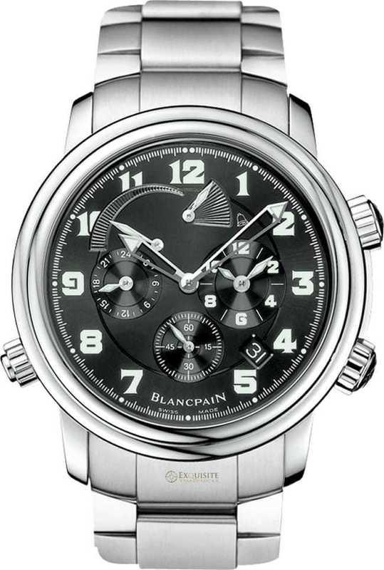 Blancpain Leman GMT Alarm Date 2041-1130M-71