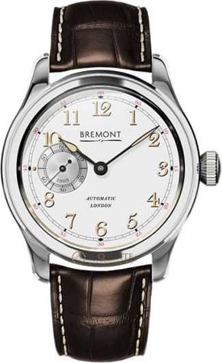 Bremont Wright Flyer White Gold WF/WG
