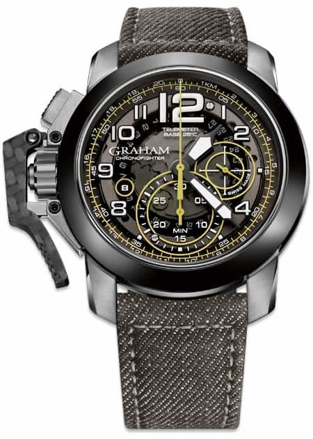 Graham Chronofighter Oversize Target 2CCAC.B16A