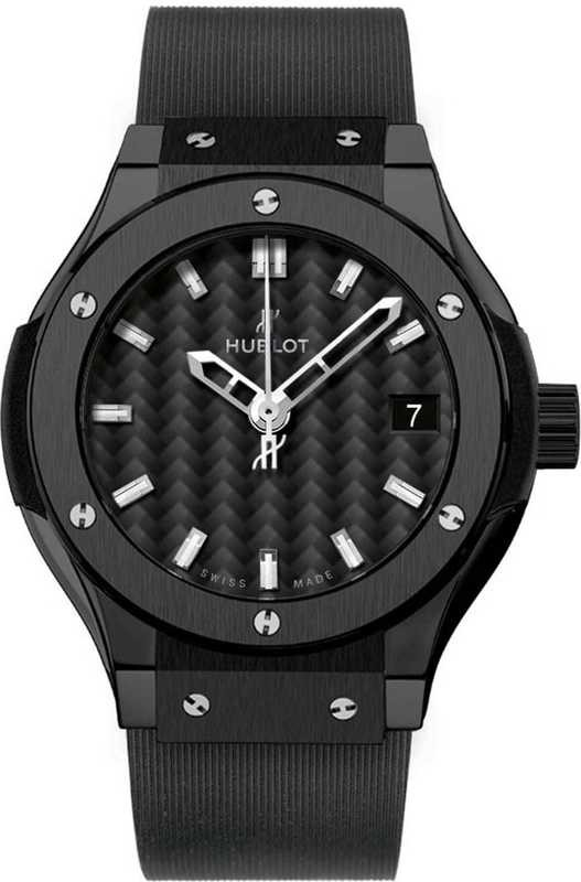 Hublot Classic Fusion Black Magic 42mm 542.CM.1770.RX