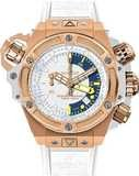 Hublot King Power Oceanographic 1000 King Gold White 48mm 732.OE.2180.RW