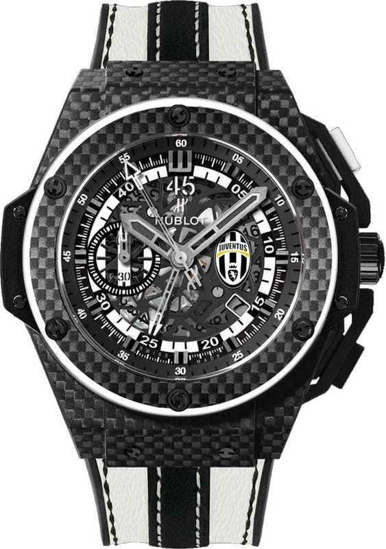Hublot King Power Juventus 48mm 716.QX.1121.VR.JUV13