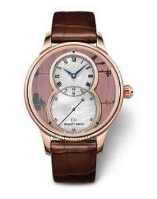 Jaquet Droz Grande Seconde Mineral Red Outback Jasper J014013321