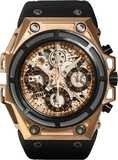 Linde Werdelin SpidoSpeed Rose Gold Black Limited Edition