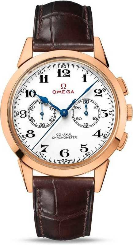 Limited Edition Omega Olympic Official Timekeeper